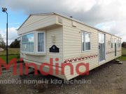 Willerby Lyndhurst 3,7×11,5 IDEALUS!!!